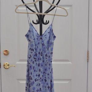 Ann Taylor Dresses - Ann Taylor floral spaghetti strap dress